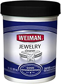 Weiman Jewellery Cleaner Jar - 207 g