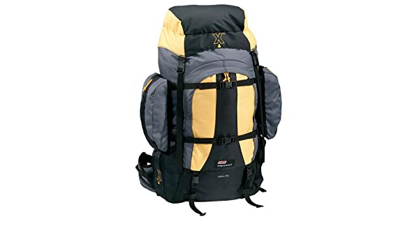 Coleman Exponent Delta Dual-Stay Internal Frame Backpack: Amazon.co ...