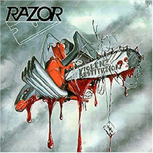 Razor: Violent Restitution (Audio CD)