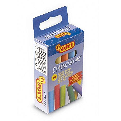 Jovi- Tizas de Colores, Multicolor (1020)