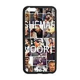 """Shemar Moore Custom Durable Plastic Case pour Coque iphone 6 Plus 5.5"""" (Laser Technology)Cas De Téléphone"""