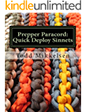 Prepper Paracord: Quick Deploy Sinnets (English Edition)