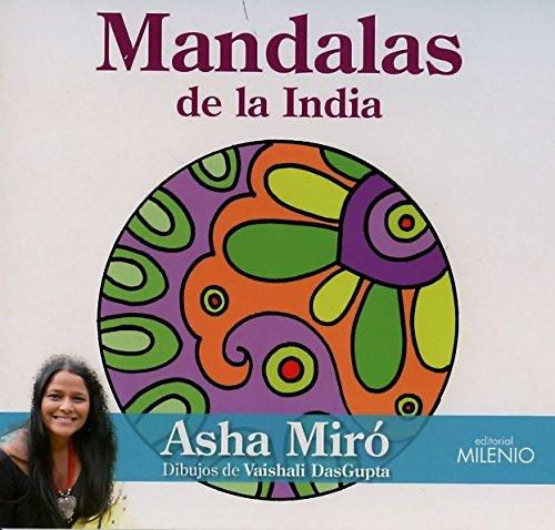 Mandalas de la India (Varia) por Asha Miró