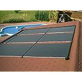 Akylux Solarkollektoren 2000 x 1200 mm Solar Schwimmbad Kollektoren, Solarheizungen im direkten Kreislauf, die umweltbewusste Entscheidung für mehr Komfort und Badespaß