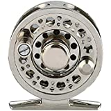 Ocamo Aluminum Alloy Front Wheel Force Relief Light Weight Practical FL60 Raft Fly Fishing Reel