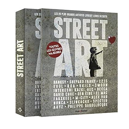 Street Art - Les 20 plus grands artistes livrent leurs secrets