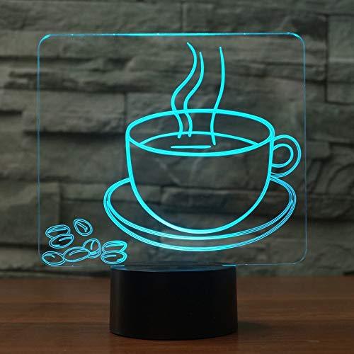 3d Lampe 7 Farbbaum Touch Led Usb Led Nachtlampen Zum Schlafen Nachtlicht Nachtprojektor ## 6
