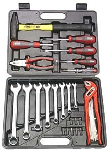 Famex 290-50 Mallette à outils compacte Pour la voiture et la maison (Import Allemagne)