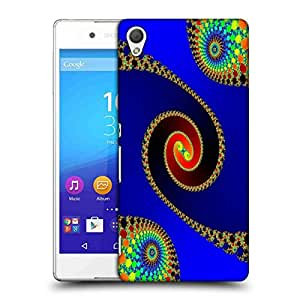 Snoogg Diwali Rangoli Designer Protective Phone Back Case Cover For HTC one A9