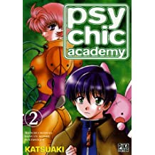 Psychic Academy, Tome 2 :