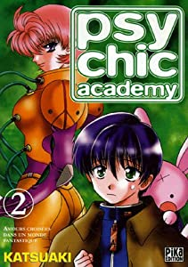 Psychic Academy Edition simple Tome 2
