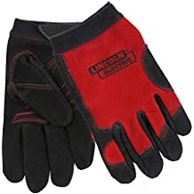 Lincoln Electric Guantes de trabajo Lincoln Electric KH799XL, X-Large, rojo