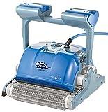 Dolphin Poolreiniger Supreme M4 Robotsauger für Wand und Bodenreinigung, blau