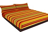 Juego de sábanas estampado Rayas FLASH (para cama de 150x190/200)