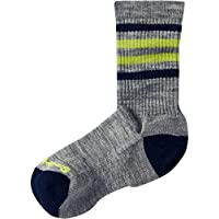Smartwool Kinder Striped Hike Crew Socke