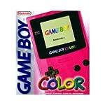 Game Boy Color rouge diablotin