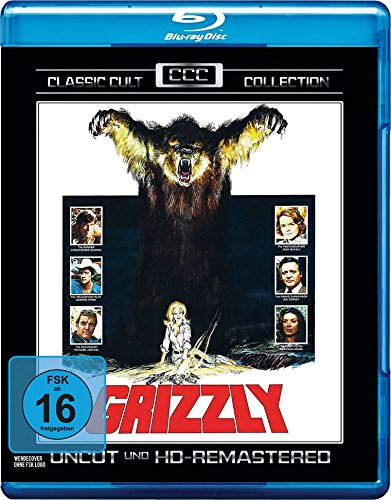 Grizzly (Classic Cult edition) [Blu-ray]