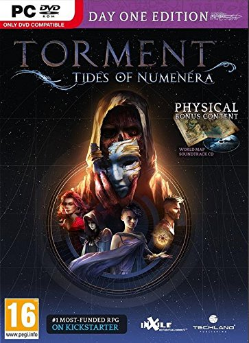 Preisvergleich Produktbild Torment: Tides Of Numenera - Day One Edition PC Standard [Windows 8]