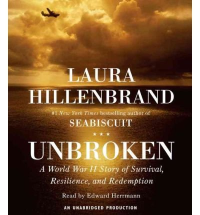 (Unbroken: A World War II Story of Survival, Resilience, and Redemption) By Hillenbrand, Laura (Author) compact disc on 16-Nov-2010