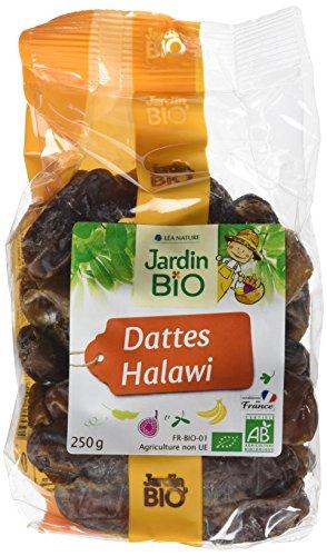 Jardin Bio Datte Bio 250 g - Lot de 4