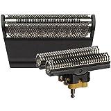 Braun Pièce de Rechange 31B Noire pour Rasoir Compatible avec les Rasoirs Series 3