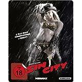 Sin City - Steelbook/Kinofassung + Recut [Blu-ray]