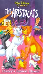 The Aristocats [VHS]: Phil Harris, Eva Gabor, Sterling ...