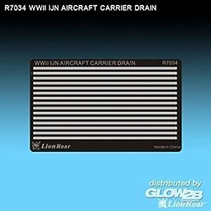 Lion Roar-GreatwallHobby Drenaje WWII IJN Aircraft Carrier (1: 700)