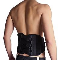 BRACOO Rückenbandage – Rückenstütze – Rückenschutz – Rückengurt – Stützgürtel | verstellbarer Rückenstützgürtel... preisvergleich bei billige-tabletten.eu