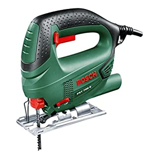 Bosch PST 700 E - Sierra de calar con maletín (1 x hoja de sierra, 500 W, 500 - 3.100 cpm, 1.7 Kg) (B003ASAF7M) | Amazon price tracker / tracking, Amazon price history charts, Amazon price watches, Amazon price drop alerts