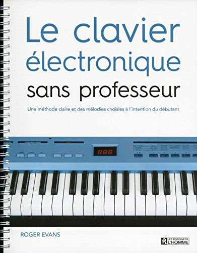 Le clavier lectronique sans professeur