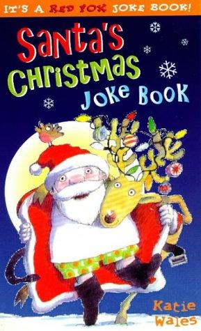 Santa's Christmas joke book