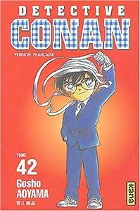 Détective Conan Edition simple Tome 42