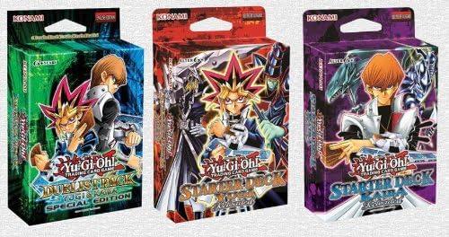 YuGiOh Yugi & Kaiba Reloaded Starter Decks  Yugi & Kaiba Special Edition Box | Online Shop