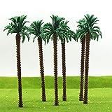 TDT13 Neu 20 Stk. Bäume Palme Spur H0 / TT 130mm