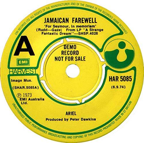 Jamaican Farewell (Farewell Jamaican)