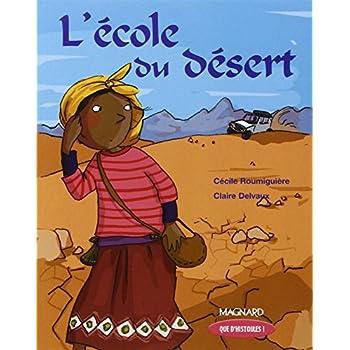 L'école du désert