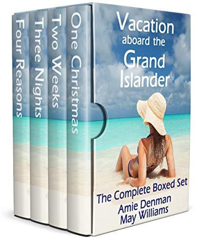 Vacation aboard the Grand Islander: The Complete Boxed Set (Coastal Cruise Line Stories Book 5) (English Edition)