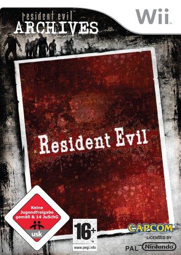Resident Evil Archives: Resident Evil (Evil Spiel Die Wii Resident Für)