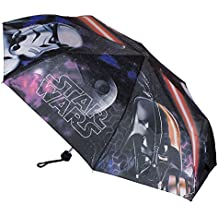 Paraguas Star Wars plegable 48cm surtido