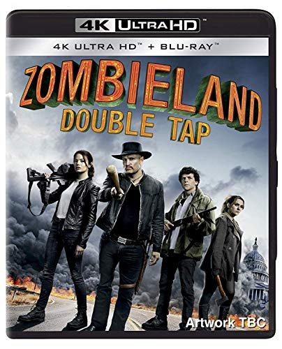 Picture of Zombieland: Double Tap (2 discs - UHD & BD)