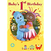 In The Night Garden Babys 1st Birthday Greeting Card
