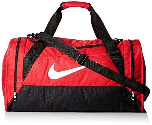 NIKE Brasilia 6Sac de Grip M ba4829601Sac Sac de sport/sac bandoulière/sac d'entraînement Rouge moyen rouge - Rouge