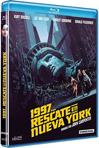 1997 Rescate en Nueva York [Blu-ray] 5178dVndgKL