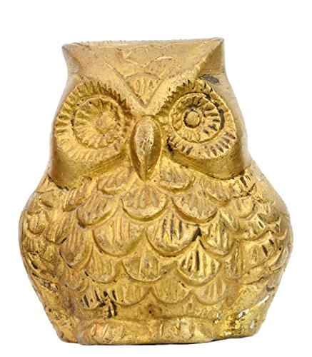 owl-ullu-vehicle-for-lakshmi-brass-statue