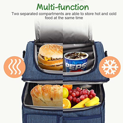 01519f1dc0f8d Janolia Insulated Lunch Bags