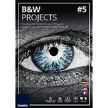 BLACK & WHITE projects 5: Die erste Wahl professioneller Schwarz-Weiß-Fotografen bei Bildbearbeitungssoftware