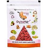 Dry Fruit Hub Dried Goji Berries, Gojiberry, Dried Berries - Antioxidants Rich, Unsulphured