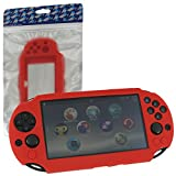 Best Ps Vita Accessories - ZedLabz SC-1 silicone skin protector gel cover case Review
