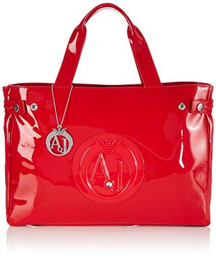 armani-jeans-shoes-bags-de-0529155-bolsa-de-la-compra-de-piel-sintetica-mujer-color-rojo-talla-38x28